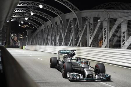 Mi Gran Premio de Singapur 2014: Hamilton firma una carrera de campeonato