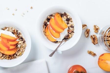 yogures con frutos secos