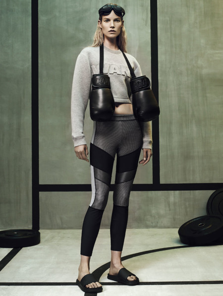 2 Alexander Wang Hm Lookbook