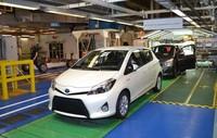 Toyota Francia se prepara para fabricar el nuevo Yaris 2014