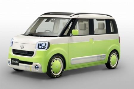 Los coches urbanos deberían aprender de este prototipo de Daihatsu