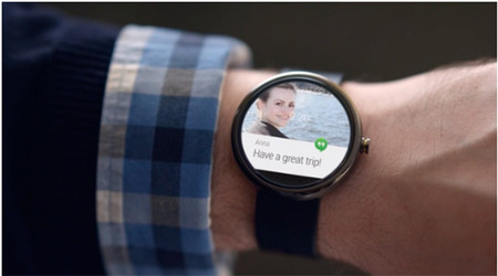 Android Wear, un sistema operativo diseñado para wearables