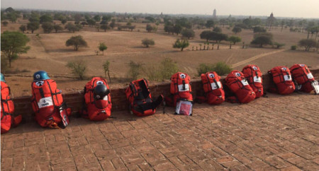 La expedición de 'Pekín Express' comienza el lunes 25 para enfrentarse a 'Anclados'
