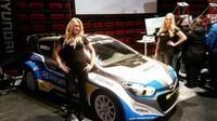 Curiosidades en competición: Frode Holte le busca una nueva utilidad al Hyundai i20