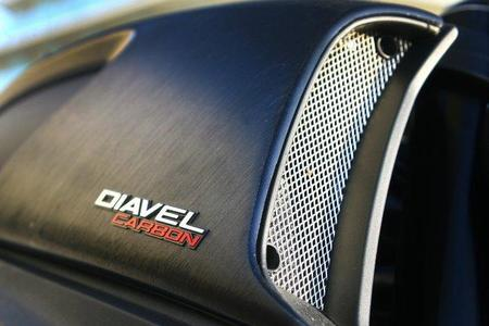 Ram Air Ducati Diavel