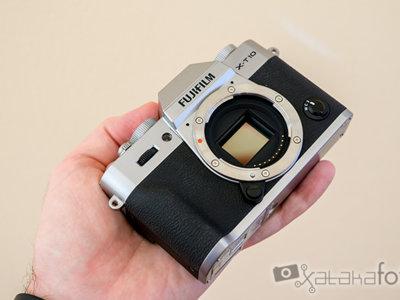 Fujifilm X-T10, análisis