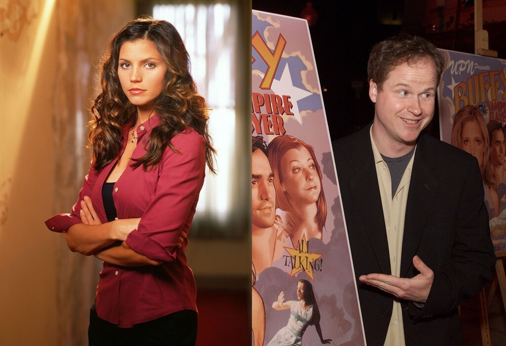 Charisma Carpenter estalla contra Joss Whedon: