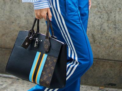 Adidas se está comiendo el mundo de la moda. Y la culpa de todo la tiene el regreso del chándal