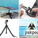 Pakpod, el trípode modular y versátil perfecto para aventureros