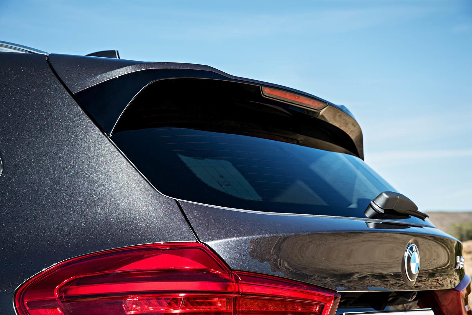 Foto de BMW X3 2018 (30/34)