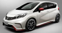 Nissan Note Nismo, presentado en Japón