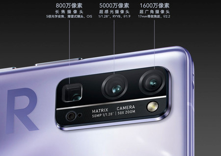 Honor 30 Pro Plus Camaras