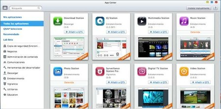 App Center, más de 80 aplicaciones a nuestra disposición