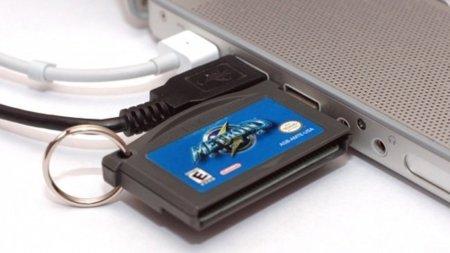 Memorias USB en formato cartuchos de consolas Nintendo