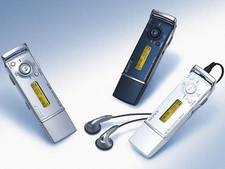 Sony IC, grabadora de voz y algo más