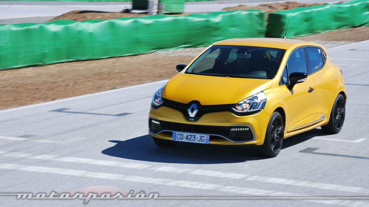 Foto de Renault Clio RS 200 EDC (presentación) (24/49)