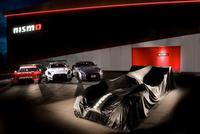 El Nissan GT-R LM NISMO LMP1 ya rueda