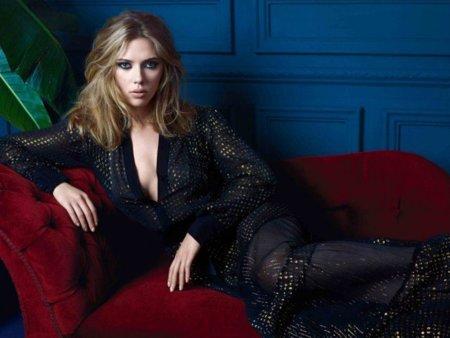 Nuevas imágenes de Scarlett Johansson para Mango, Otoño-Invierno 2010/2011: estilo para la mujer
