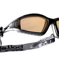 Amazon rebaja las  gafas de seguridad con cristal amarillo Bolle TRACPSJ Tracker a sólo 10,50 euros
