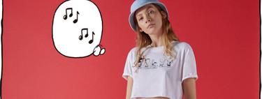 Bershka x Snoopy: la colección que te va a traer de nuevo al mejor amigo de tu infancia