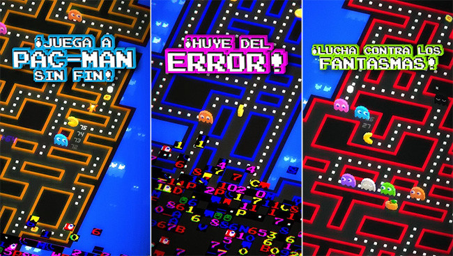 Pac-Man 256, Fight against The Ghosts in This Maze without End of The Creators of Crossy Road