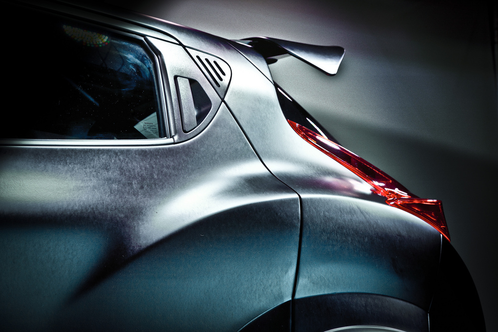 Foto de Nissan Juke-R (11/12)