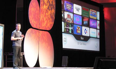 GDC 09: Wii, dispositivo de almacenamiento y una nueva actualización