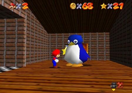 Super Mario 64 Mundo4 Estrella3 02