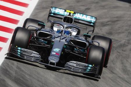 Bottas Formula 1 Espana 2019