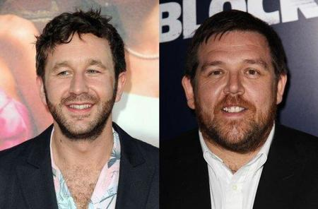 Chris O'Dowd y Nick Frost protagonizarán 'Cuban Fury'