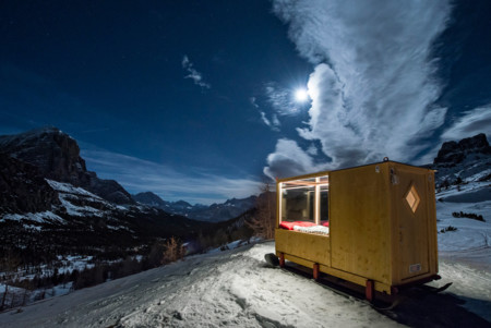 Starlight Room Dolomites