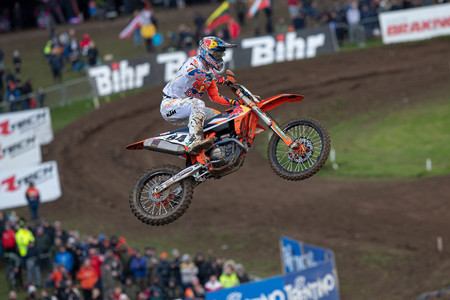 Jeffrey Herlings Mxgp Reino Unido 2020