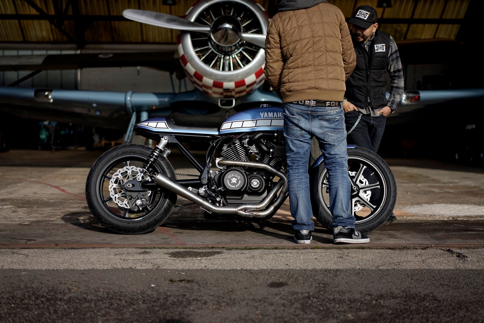 Foto de Yamaha XV950 El Ratón Asesino by Marcus Walz (10/42)