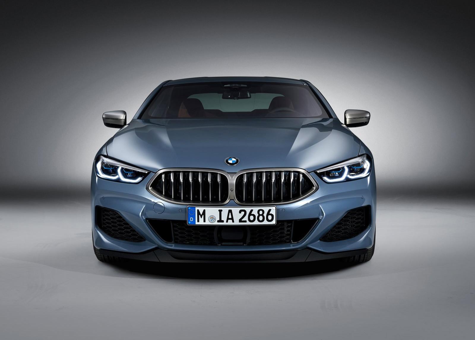 Foto de BMW Serie 8 (27/57)