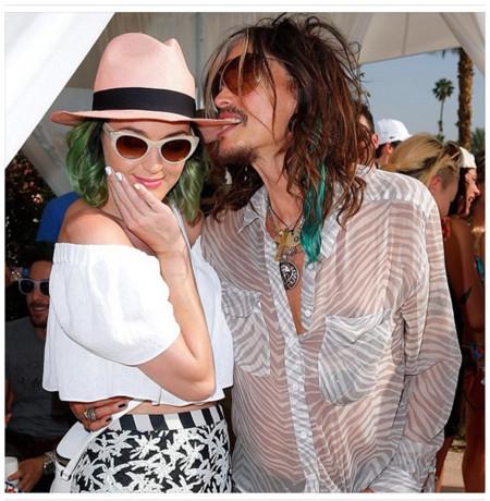 Las 13 famosas mejor vestidas en Coachella 2014