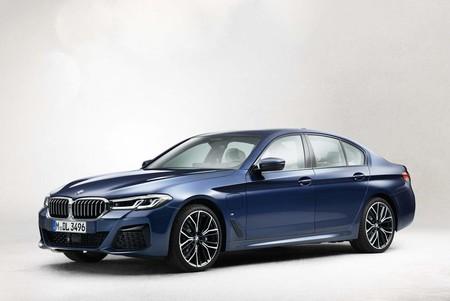 ¡BMW Serie 5 2021, filtrado! Parece que su actualización quiere acercarlo a la línea de diseño del nuevo Serie 3