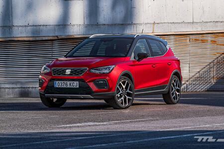 Los coches más vendidos de 2021: el SEAT Arona camino de convertirse en el nuevo rey de ventas en España