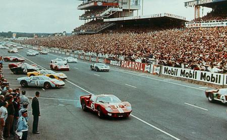 Salida Le Mans 1966