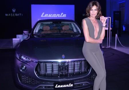 Maserati Levante Premiere Madrid 2