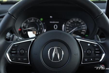 Acura Tlx 2021 Mexico Opiniones Prueba 25