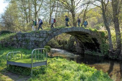 Los Caminos de Arte en la Naturaleza, unos senderos muy especiales en Salamanca