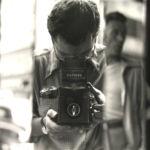 Saul Leiter, fotografiando Nueva York y su gente a pie de calle