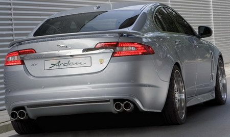 Arden AJ21 Jaguar XF