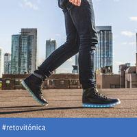 #RetoVitónica: ¿puedes dar 100.000 pasos en una semana?