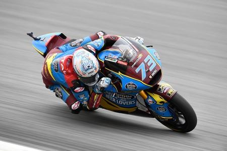 Marquez Montmelo Moto2 2019