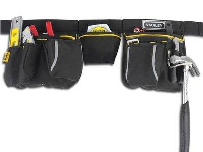 En Amazon tenemos este cinturón para herramientas Stanley  por sólo 12,51 euros