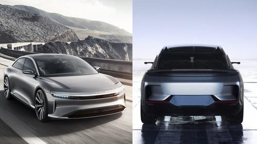 Faraday Future y Lucid Motors, dos historias cada vez más paralelas y preocupantes