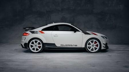 Audi Tt Rs 40 Years Of Quattro 1