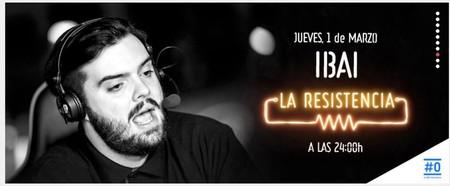 """Ibai aparecerá en el programa de Movistar + """"La Resistencia"""", presentado por David Broncano"""