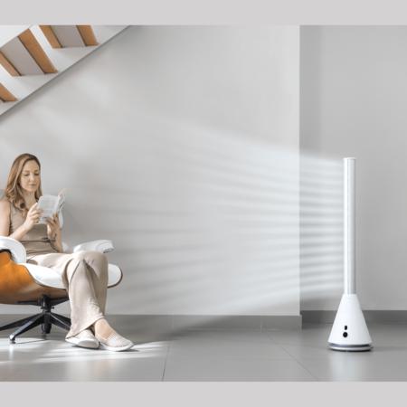 Ventilador De Torre Energy Silence